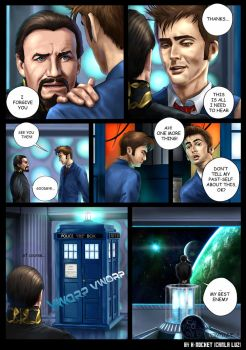 Doctor Who - Unexpected - Final by MistressAinley