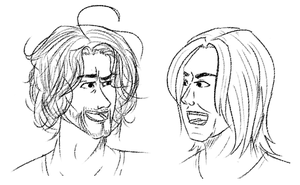 Game Grumps Doodle by LLavvliet