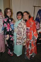 our Kimono Panel at FAN:Dom by aichan25