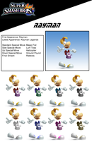 Rayman (possible DLC) by birdman91