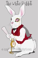 the White Rabbit by mad-smile