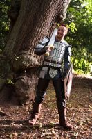 Dragon Age Origins Alistair Cosplay: That Smile by ManticoreEX
