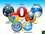 The Browser Wars - Dock Icons by dAKirby309