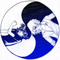 ::Yin and Yang:: by PooLinG-WaTeRs