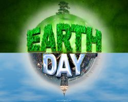 Earth Day by vectorgeek
