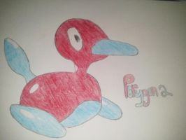 Porygon 2 by xXJustBelieveInMeXx