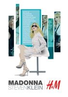 Madonna for H+M by lebeaumale