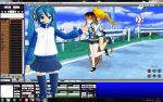 [MMD] -Ene is helping me to use the MMD- by MLSalgadinho