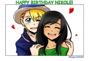 Happy Birthday Nikole! by Roxy12333