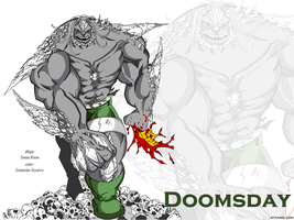 Doomsday Wallpaper by stanmx