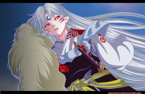 Sesshomaru by HollowCN