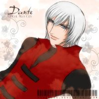 Dante Anime So shiny by pearlius