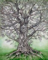 Tree of Life by Ev-Jones