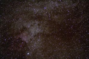 North AMerican Nebula Wide Field by vermontsushi