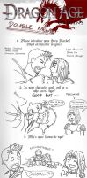 Dragon Age MeMe by trixdraws