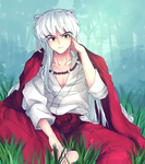 Inuyasha by CODEno-103