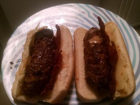 Habanero Jack Burger Dogs Recipe by MechaDM