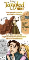 Tangled Meme by Arbetta