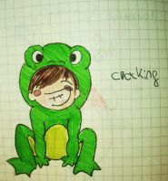 croack by PiccolaGhI