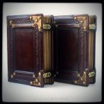Yesterday finished custom ordered journals... by alexlibris999