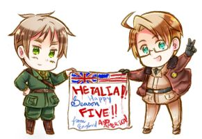 Hetalia: Happy season five! by NessieMcCormick