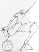 Futbol Sketch 02 by Big-Mex