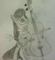 Octavia-sketch-!!1 by Shadowxnote