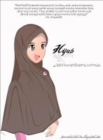 hijab is beautiful by caliphs89