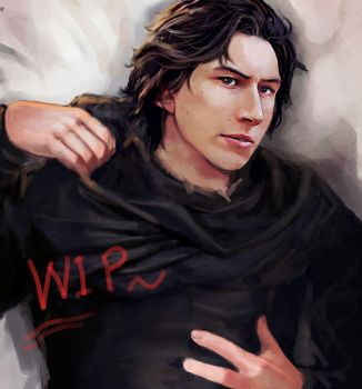 Kylo preview by Brilcrist