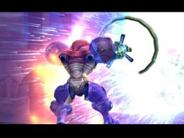 Samus final smash by Subspace-Journalist