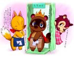 Animal Crossing if.. by enorapi