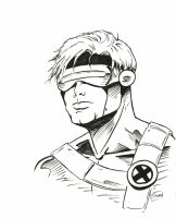 FCBD 2014 Sketches: Cyclops by Shono