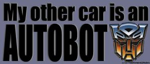 Transformers Bumpersticker 5 by DartzoftheOrichalcos