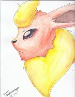 Flareon by Pikachewy99