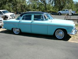 1955 Belvedere Gives You Wings by RoadTripDog