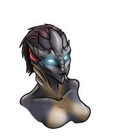 Tali Face Redesign by alorix