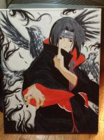 Itachi by JessieTheArtist