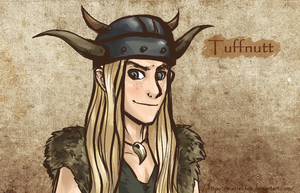HTTYD - Tuffnutt by Mistrel-Fox