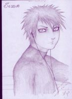 Sessue, the Gaara's pupil by xpoisonxleex