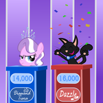 Diamond and Dazzle: Quiz by MagerBlutooth