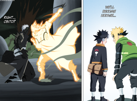 Naruto Manga 637 by Alianzza