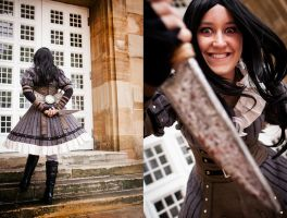 Alice Madness Returns - Welcome to Wonderland by xPandorae
