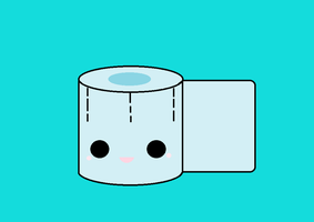 Kawaii Toilet Paper by KawaiiBow100