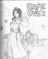 Game Over by AJKutabear