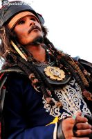 Emperor Capt. Jack Sparrow by Telperion-Photo