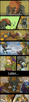 Courage can't be replaced (Sketch) by Queen-Zelda