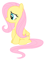 Vector: Fluttershy 7 by EStories