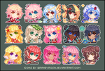 Pixel icon Type A (commissions) by BrandyRosa