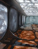 Interior Quick Study by CrazyAsian1