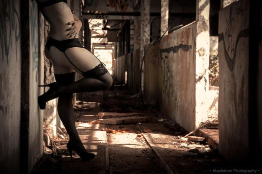 // Lost Area \\ by MaelstromPhotography